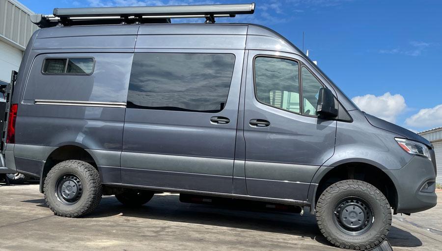 4 Wheel Drive Van Repair