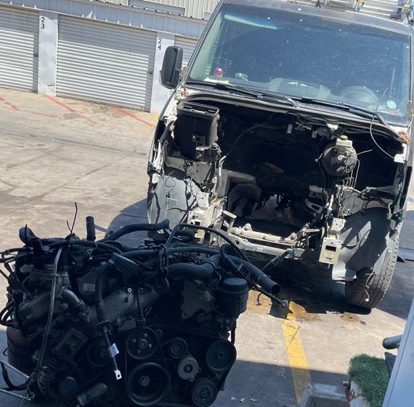 Van Repair in Denver